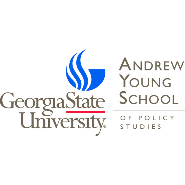 avatar for Georgia State University, Andrew Young School of Public Policy, Department of Public Management & Policy