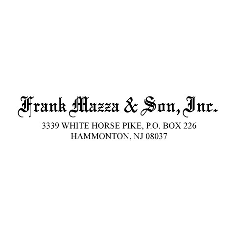 avatar for Frank Mazza & Son Inc.