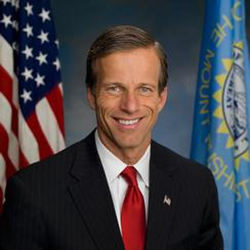 avatar for Senator John Thune