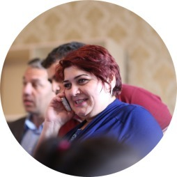 avatar for Khadija Ismayilova