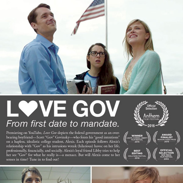 avatar for Love Gov: From First Date to Mandate