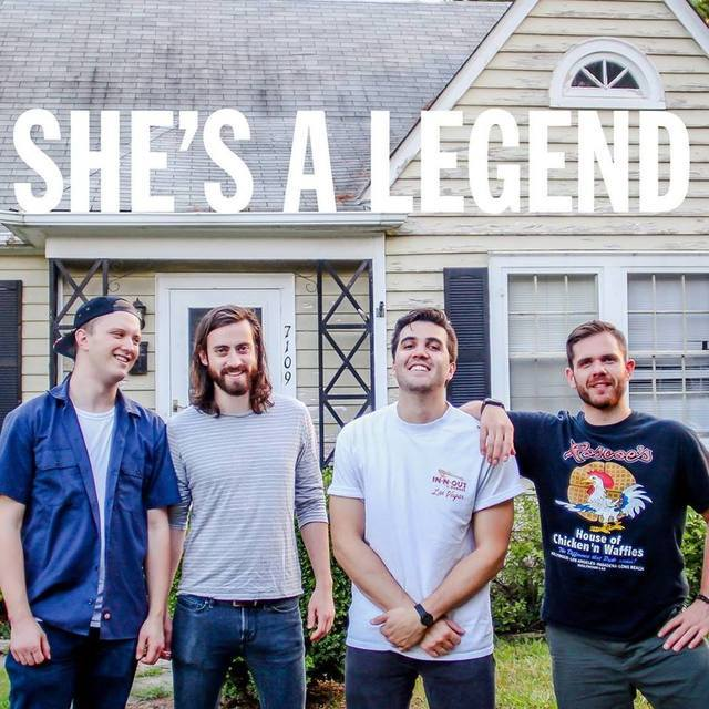 avatar for She's a Legend