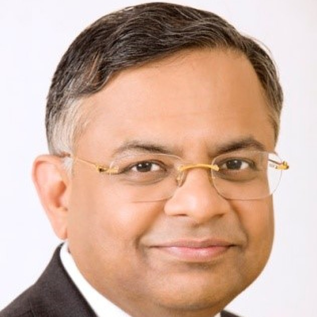 avatar for N Chandrasekaran
