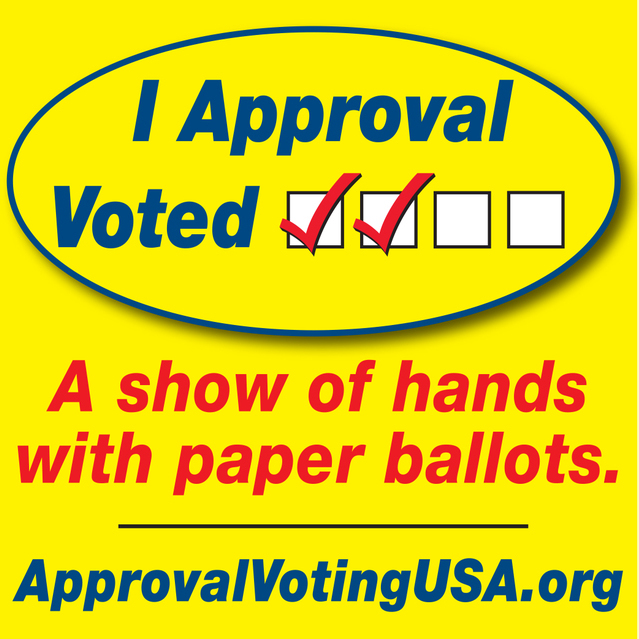 avatar for Approval Voting USA
