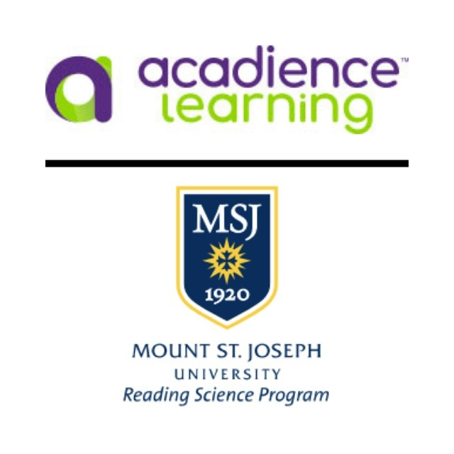 avatar for Acadience Learning/ Mount St Joseph University's Reading Science Program
