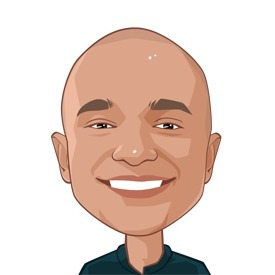 avatar for Akshay Krishnaiah