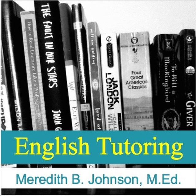 avatar for Meredith Johnson English Tutoring