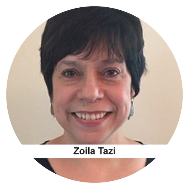 avatar for Zoila Tazi