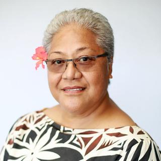 The Hon. Fiame Naomi Mata'afa