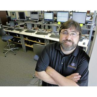 Gavin W. Manes, Ph.D.