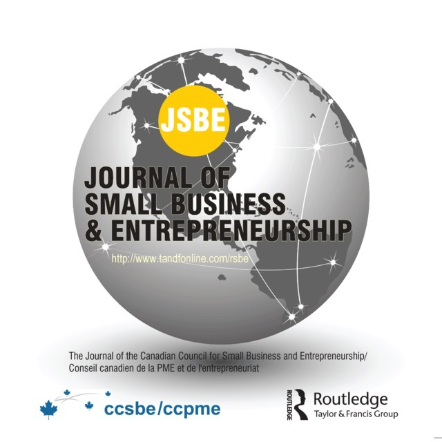 avatar for Journal of Small Business & Entrepreneurship
