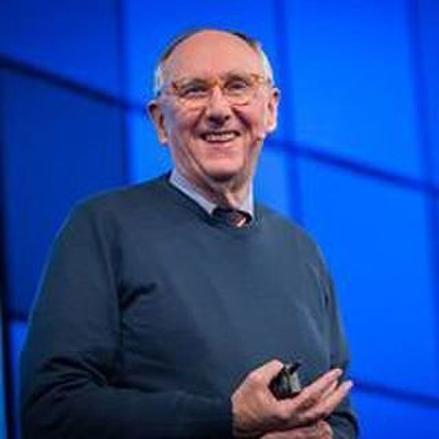 avatar for Jack Dangermond