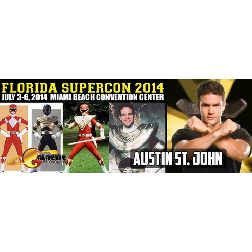 avatar for Austin St. John