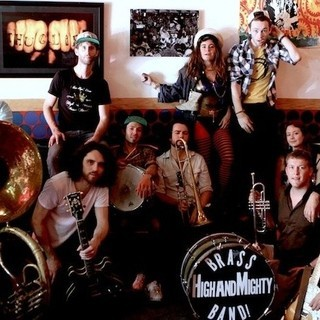 avatar for High & Mighty Brass Band!
