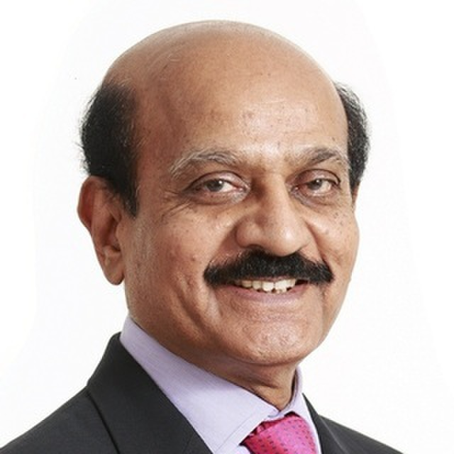avatar for Dr. B V R Mohan Reddy