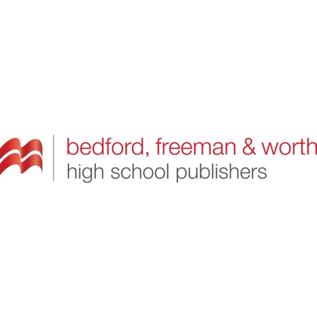 avatar for Bedford, Freeman & Worth High School Publishers