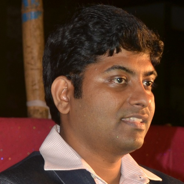 avatar for Rajesh Muppalla