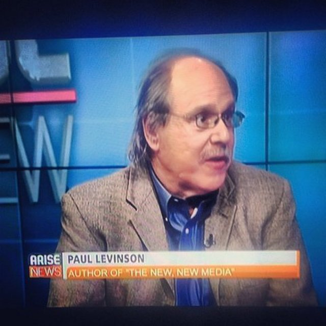 avatar for Paul Levinson