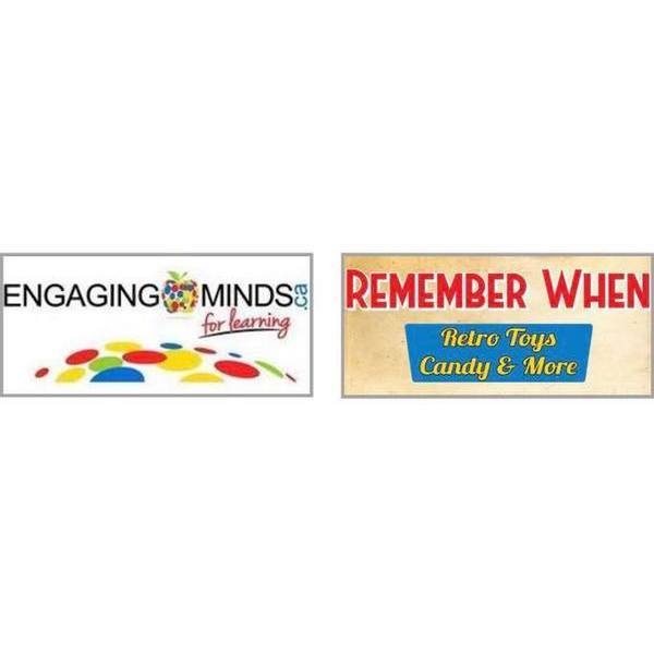avatar for Engaging Minds for Learning & Remember When Toys, Candy & More