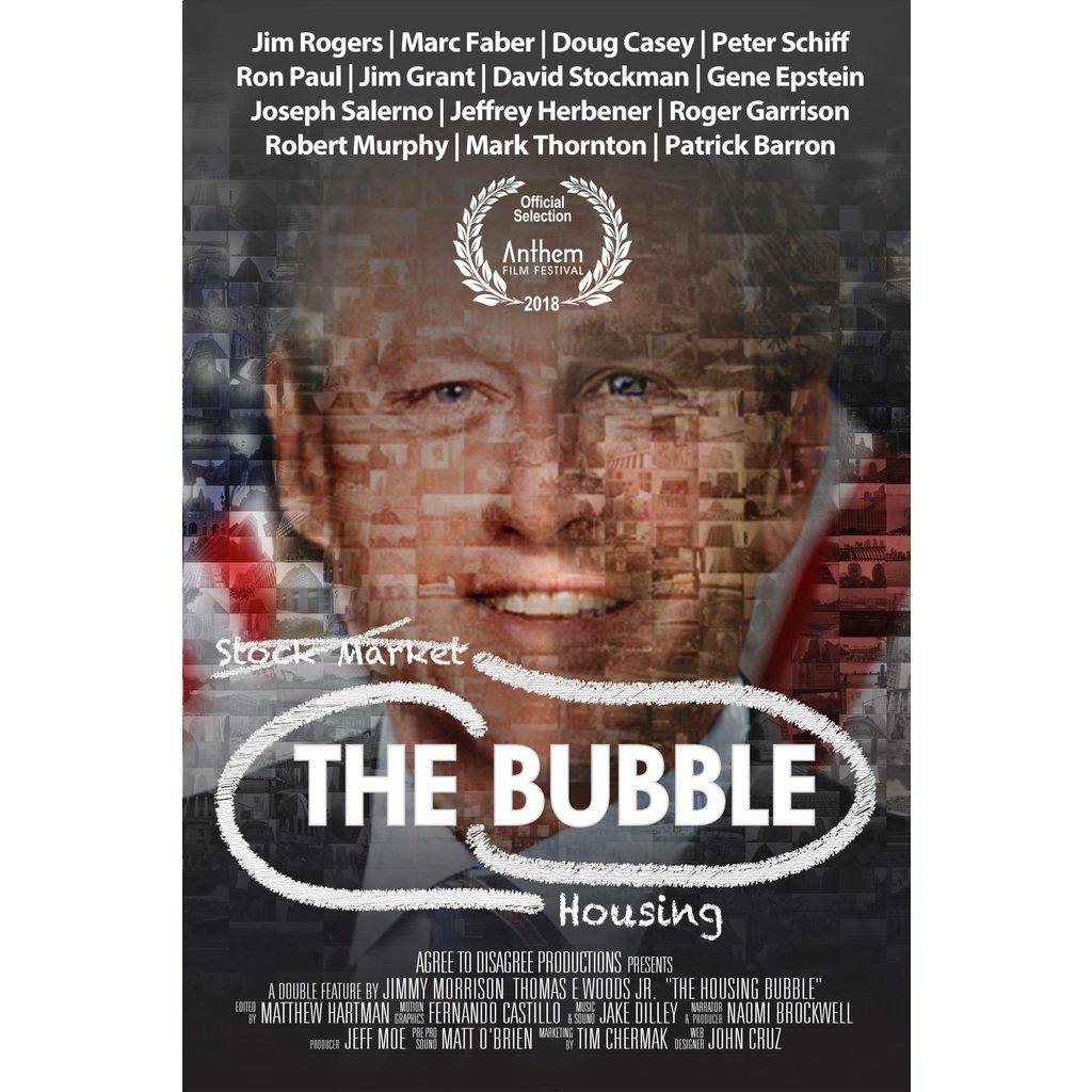 avatar for The Housing Bubble (78 min) Jimmy Morrison, dir.