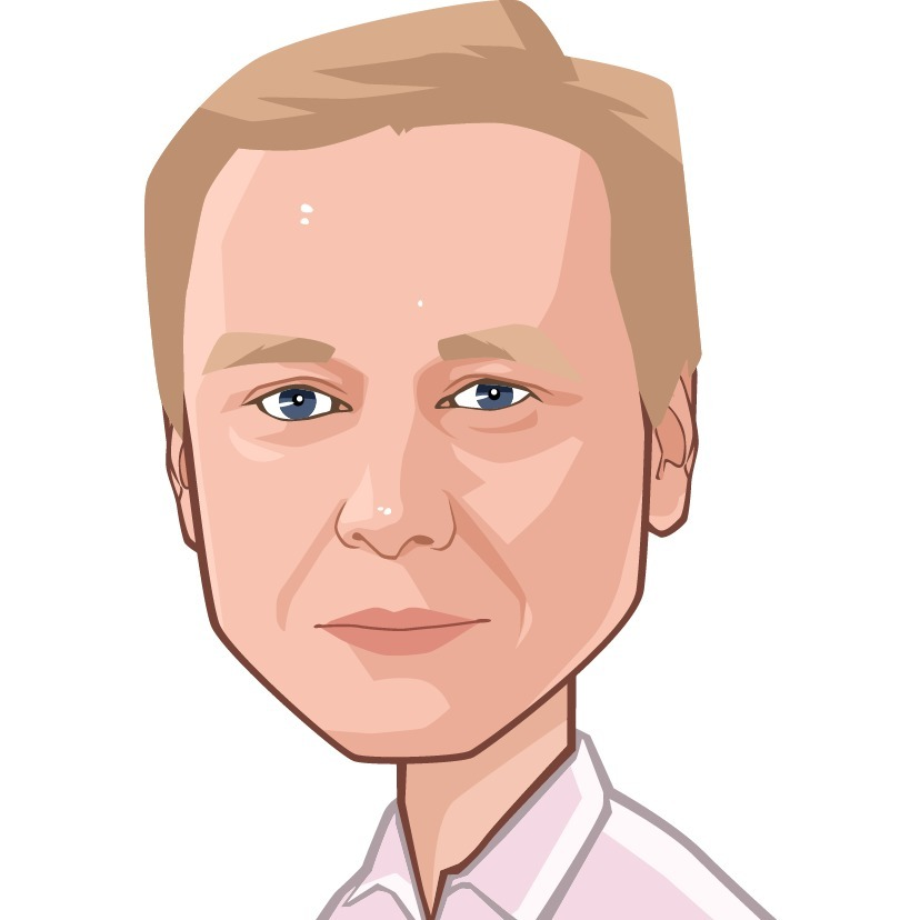avatar for Marc van der Chijs