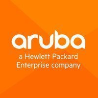 avatar for Aruba, a Hewlett Packard Enterprise company