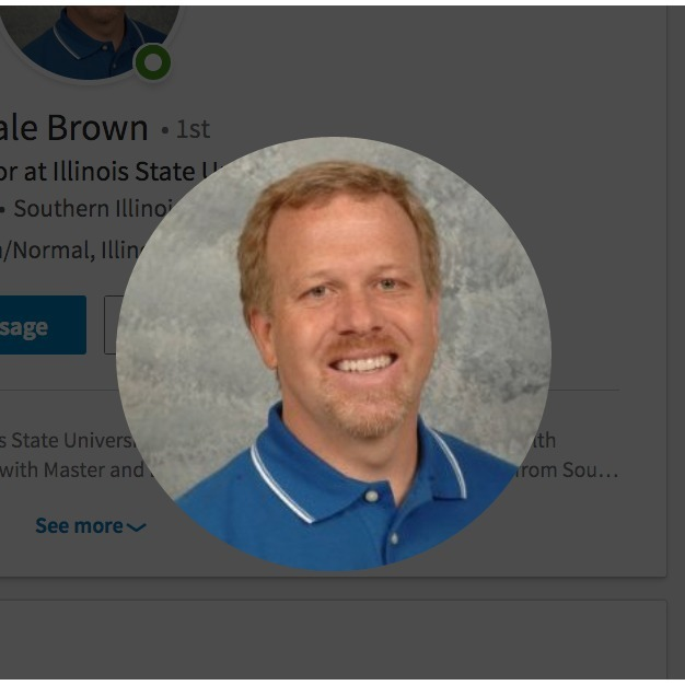 avatar for Dale Brown
