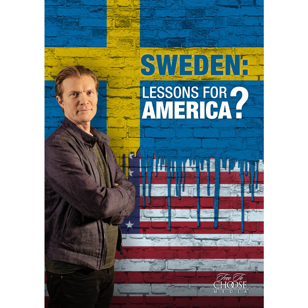avatar for Sweden: Lessons for America? (57 min) James and Maureen Tusty, dirs