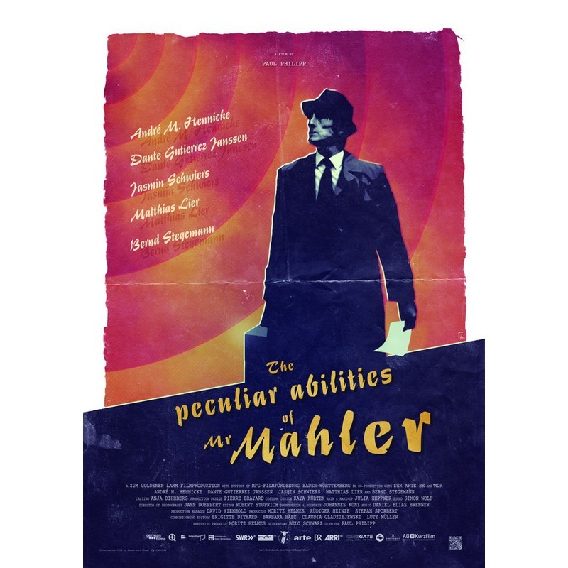 avatar for The Peculiar Abilities of Mr. Mahler (29 min) Paul Philipp, dir.