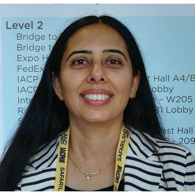 avatar for Shefali Tripathi, PhD., GISP