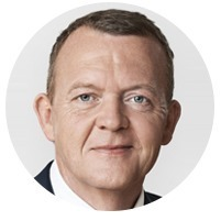 avatar for His Excellency Lars Løkke Rasmussen