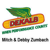 avatar for Dekalb Seeds- Mitch and Debby Zumbach