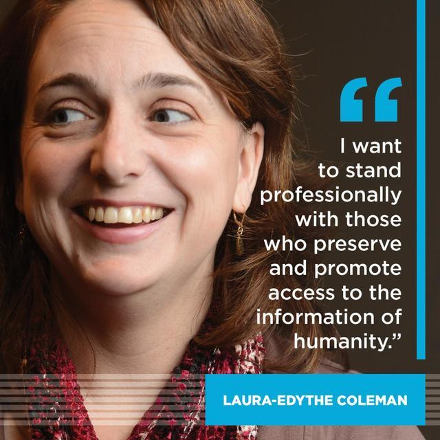 avatar for Laura-Edythe S. Coleman