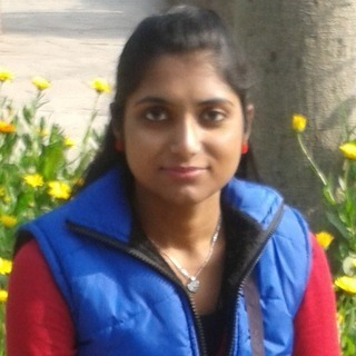 avatar for Shreya Pillai