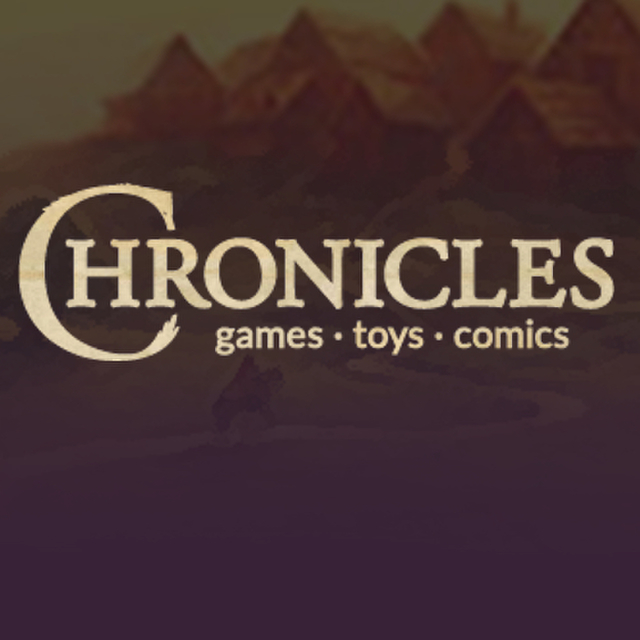 avatar for Chronicles Games-Toys-Comics