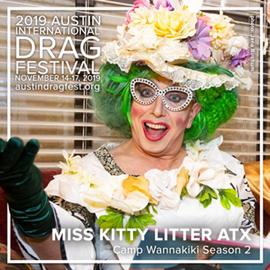 Miss Kitty Litter ATX