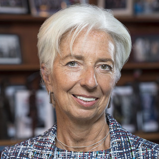avatar for Christine Lagarde