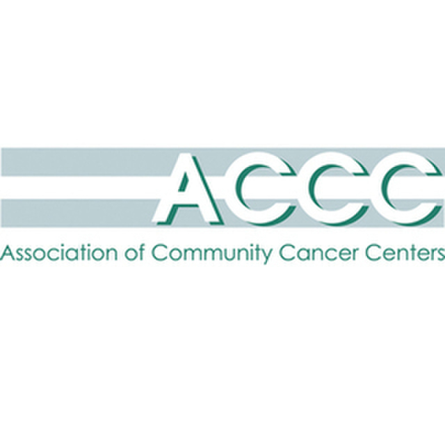 avatar for Association of Community Cancer Centers (ACCC)