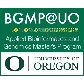 avatar for University of Oregon Bioinformatics and Genomics Master's Program, and Knight Campus for Accelerating Scientific Impact