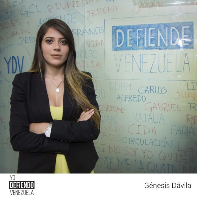 avatar for Génesis Dávila