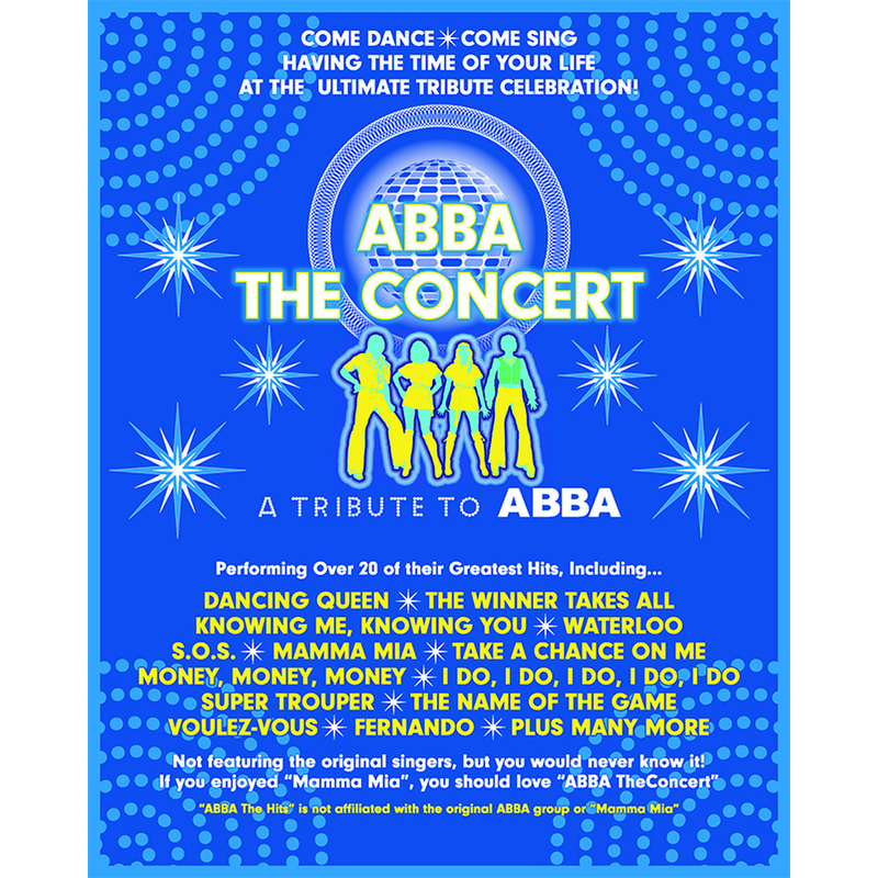 avatar for ABBA The Concert: A Tribute to ABBA