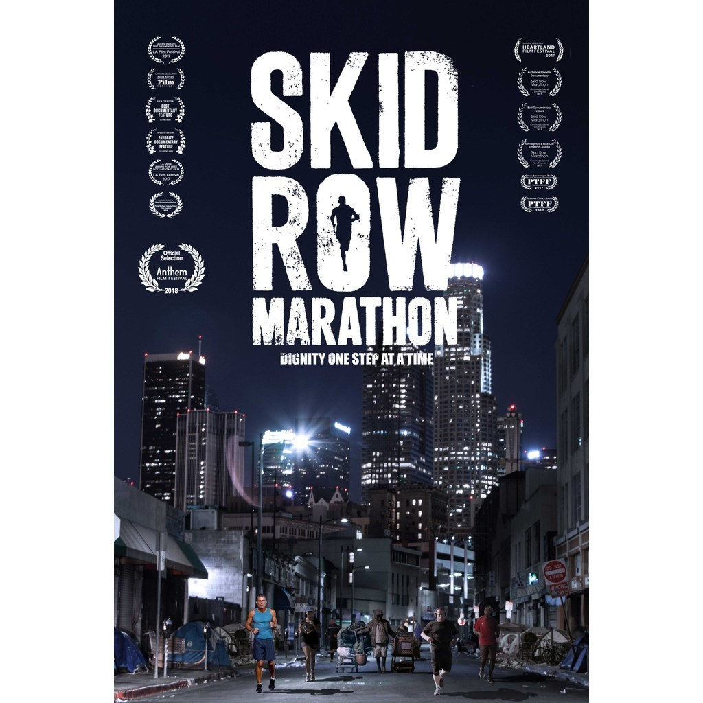 avatar for Skid Row Marathon (85 min) Mark Hayes, dir.