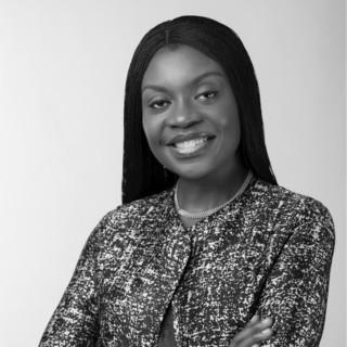 Speaker Dr Anino Emuwa