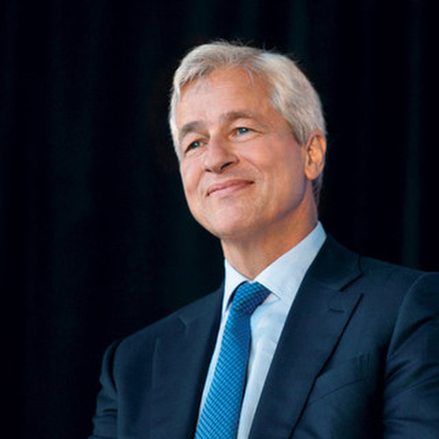 avatar for Jamie Dimon