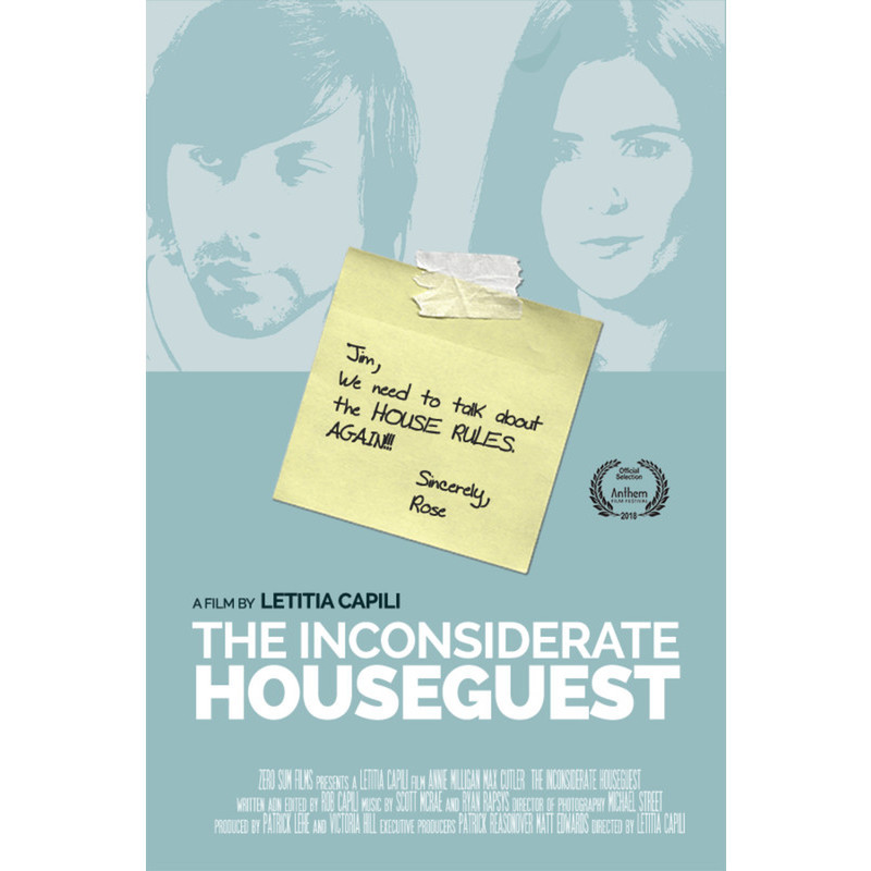 avatar for The Inconsiderate Houseguest (16 min) Letitia Capili, dir.