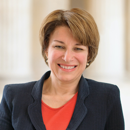 avatar for Amy Klobuchar