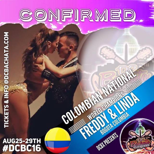 avatar for Freddy & Linda: Colombian Champions