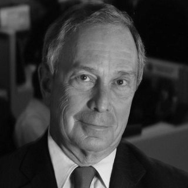 avatar for Michael Bloomberg