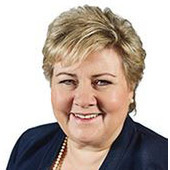 avatar for Her Excellency Erna Solberg