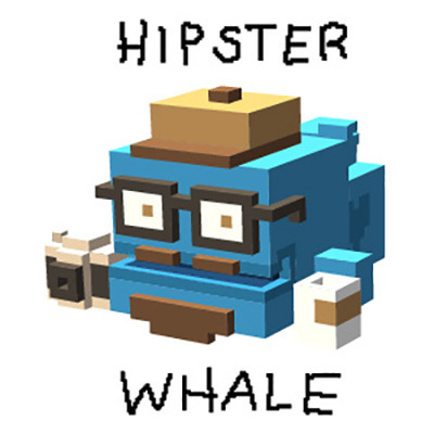 avatar for Hipster Whale